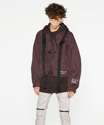 BODY BAG VEST BLOUSON