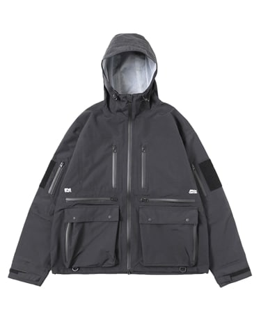STUDIOUS別注×AbuGarcia Water Proof JKT