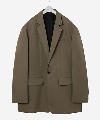 Over Sized Jacket