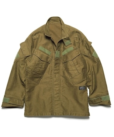 TACTICAL JACKET