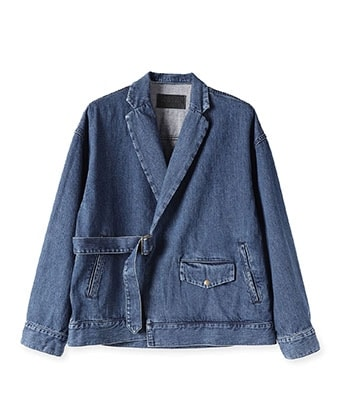 TIELOCKEN DENIM JKT