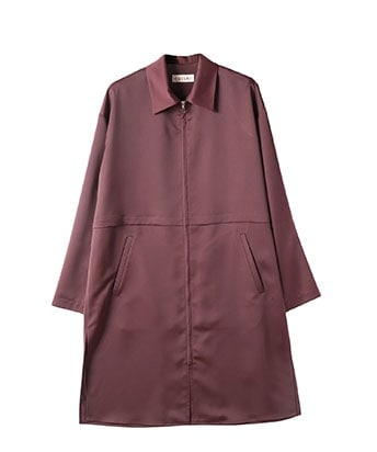 ZIP SHIRTS COAT