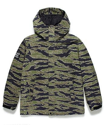 TIGERCAMO MOUTAIN PARKA
