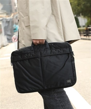TANKER 2WAY BRIEFCASE