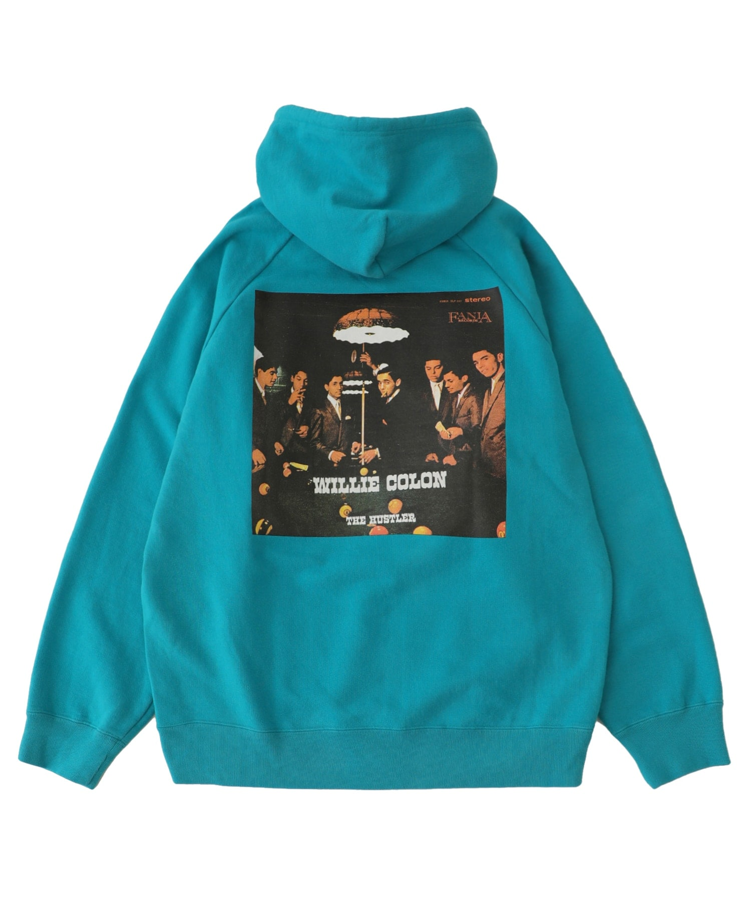 HEAVY WEIGHT PULLOVER HOODED SWEAT SHIRT ( TYPE-5 )