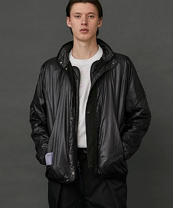 THE PACKABLE MICRO FLEECE BLOUSON