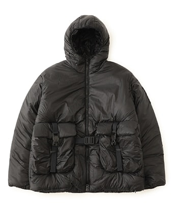 M CH3 LIGHTWEIGHT PUFFY JACKET