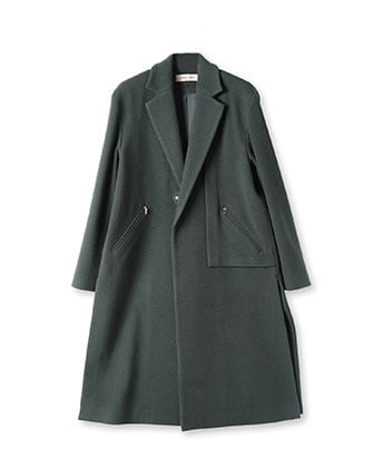 TAB CHESTER COAT
