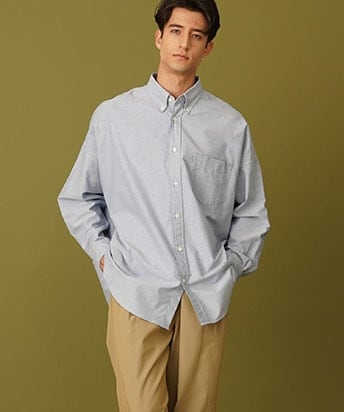 POLO COLLAR TENT SHIRT
