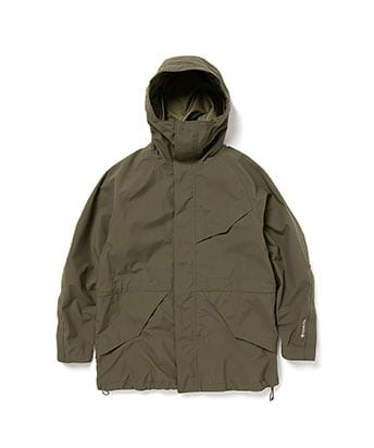 HIKER HOODED JACKET NYLON WEATHER WITH GORE-TEX