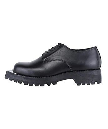 METAL TOE POSTMAN SHOES