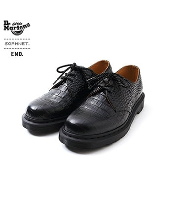 DR Martens 3HOLE SHOES
