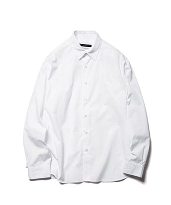 THOMAS MASON BIG REGULAR COLLAR SHIRT