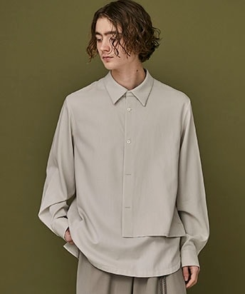 Pullover Layer Shirt