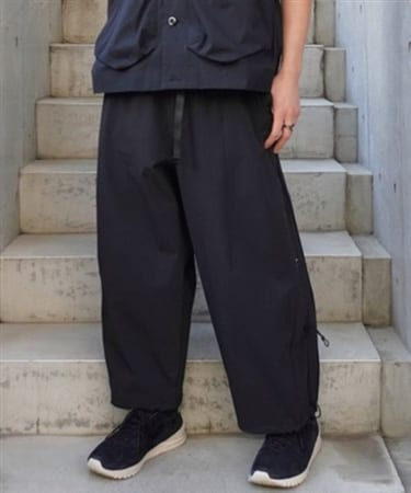THE CHANGING WIDTH ADJUSTABLE TROUSER