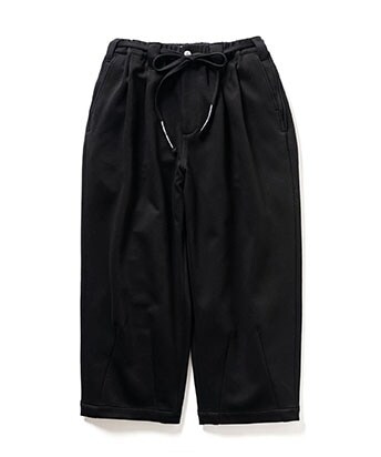 SMOOTH BAGGY SLACKS