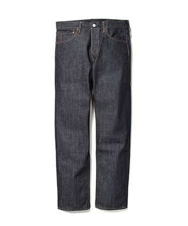 REGULAR FIT SELVEDGE JEANS
