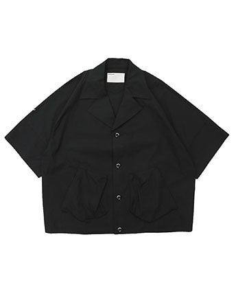 THE STRETCHED RIP-STOP S/S WORK SHIRTS