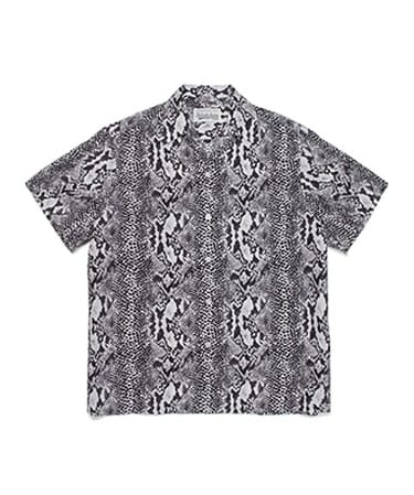 HAWAIIAN SHIRT S/S ( TYPE-7 )