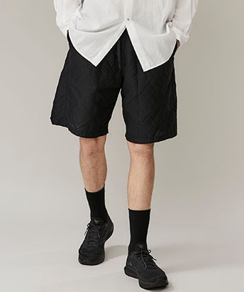PARQUEST JACQUARD EASY SHORT PANTS