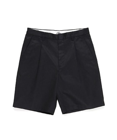 DICKIES / PLEATED SHORT TROUSERS ( TYPE-1 )