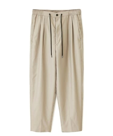 DRY SYSTEM 2PLEATS EASY PANTS