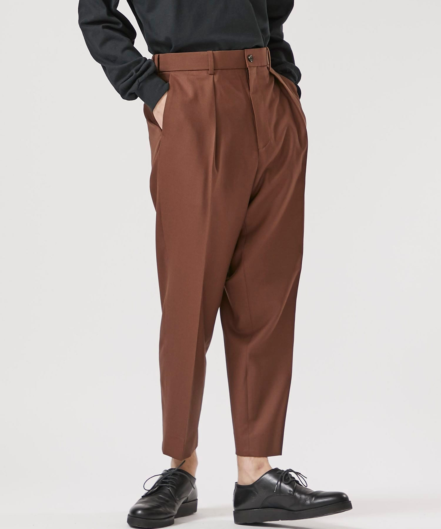 PEGTOP TROUSERS