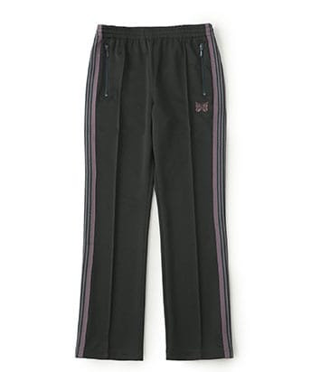 Narrow Track pant-poly smooth