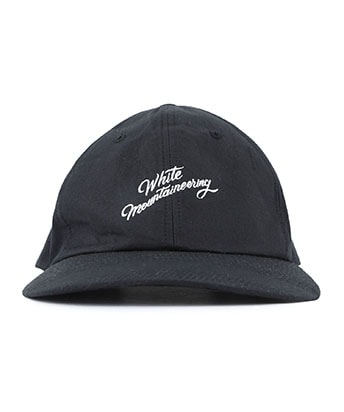 WM EMBROIDERED BASEBALL CAP