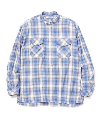 WORKER PULLOVER SHIRT RELAXED FIT