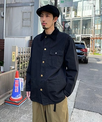 DENIM COVERALL-A-(TYPE-3)