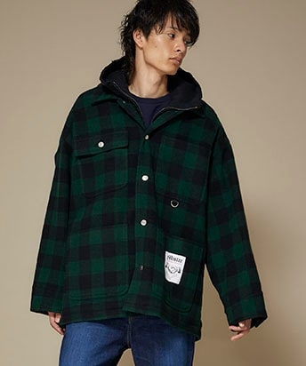 BUFFALO CHECK COVERALL