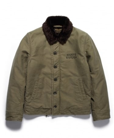 N-1 DECK JACKET(TYPE-4)