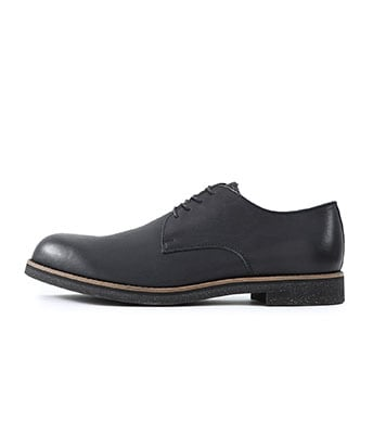 WPL DERBY PLAIN TOE SHOES