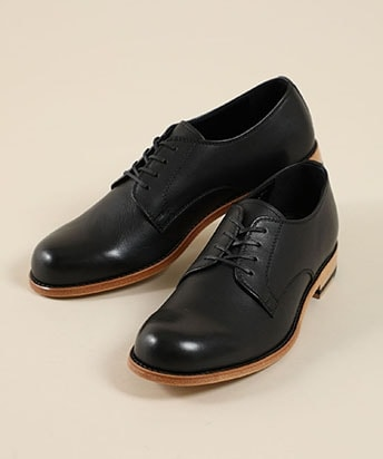STUDIOUS限定DERBY SHOES