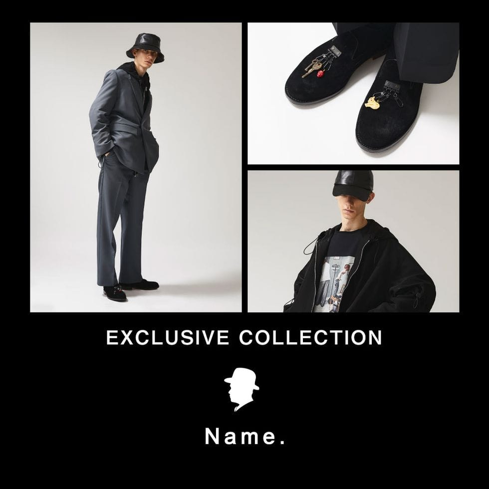 Name. Exclusive Collection